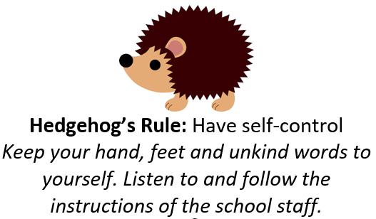 Hedgehog's Rule