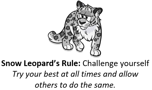 Snow Leopard's Rule