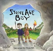 Stone Age Boy Front Cover